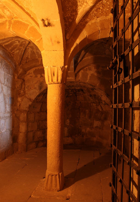 Foto: Pieve di Corsignano, la cripta