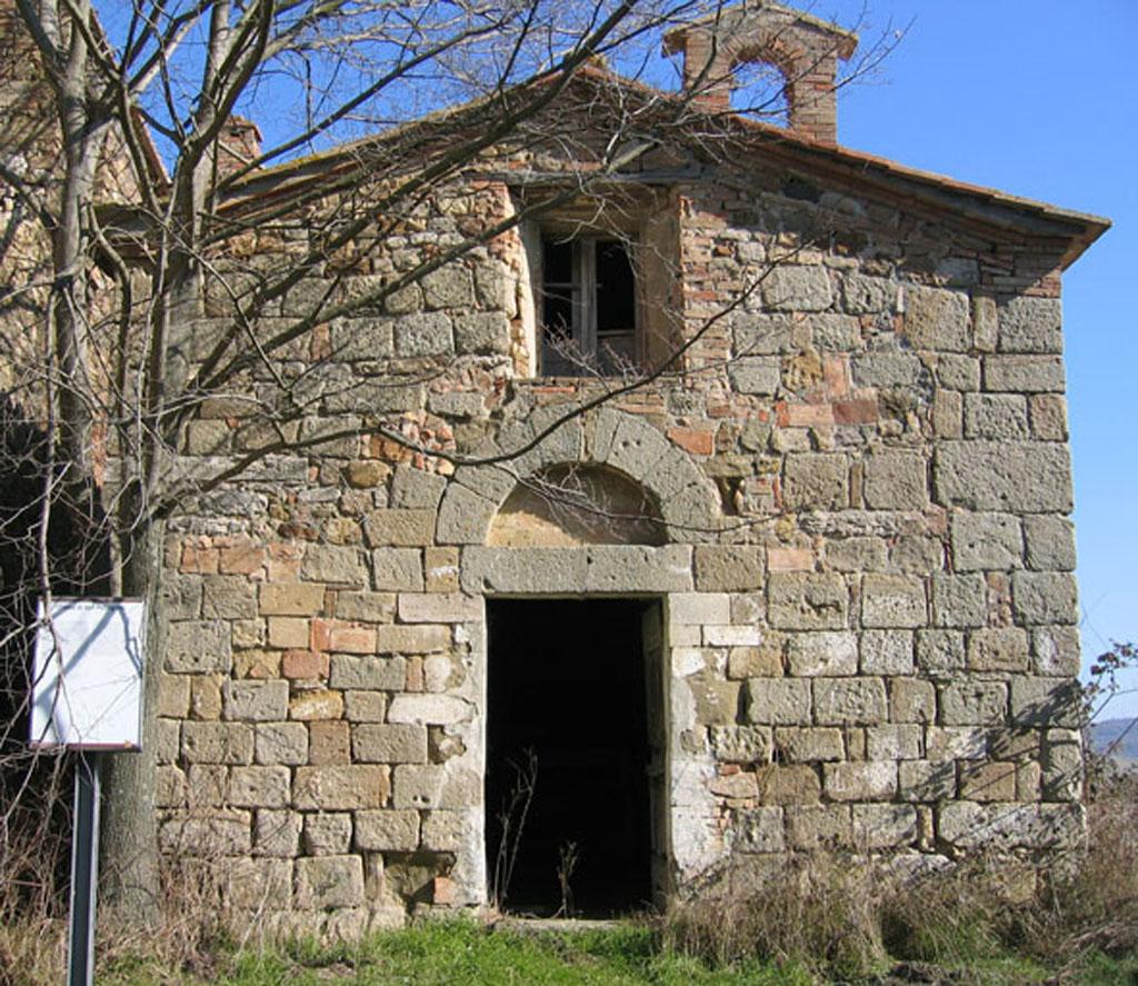 Foto: Briccole, la chiesa di S. Pellegrino
