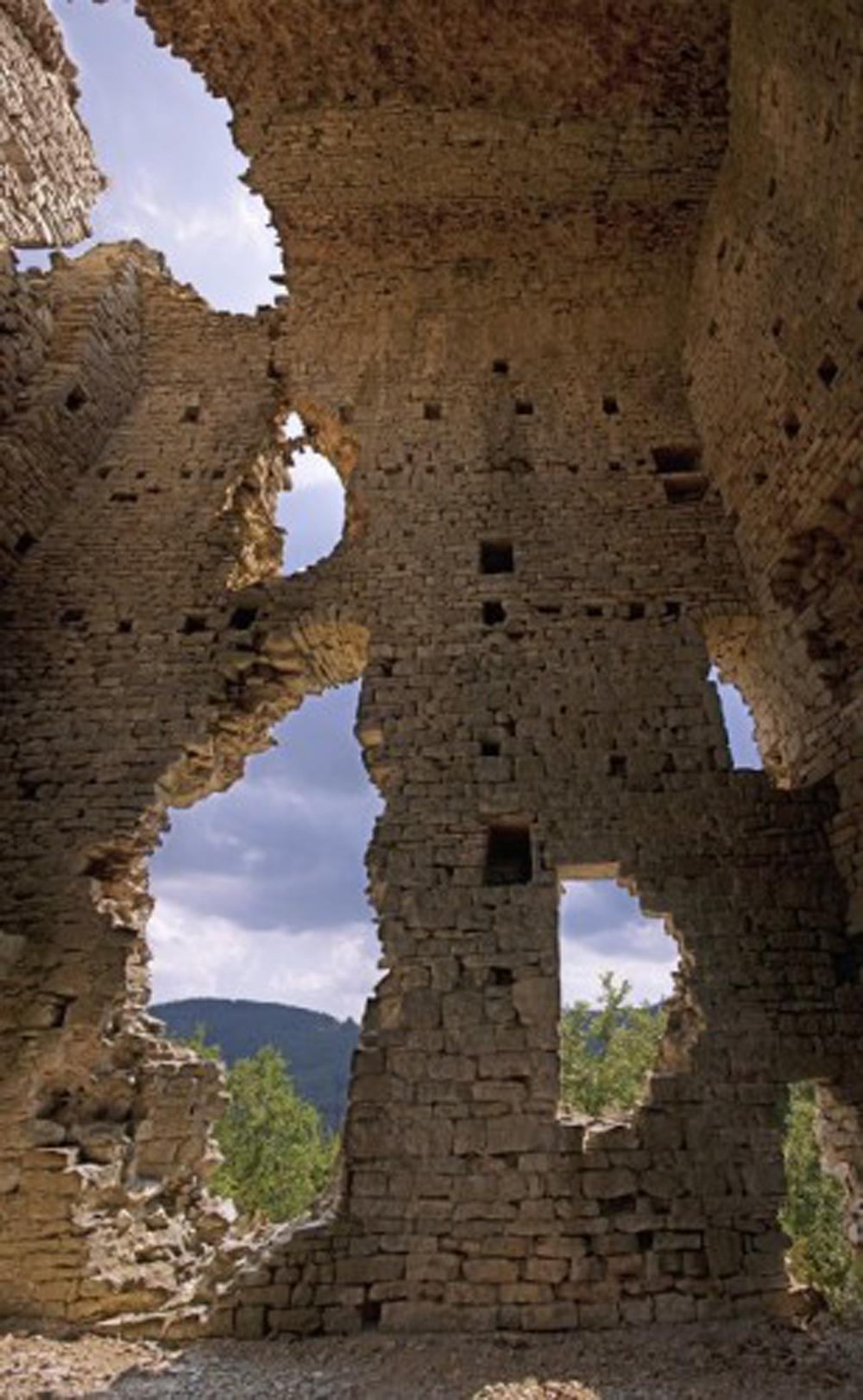 Foto: Campigliola, la rocca